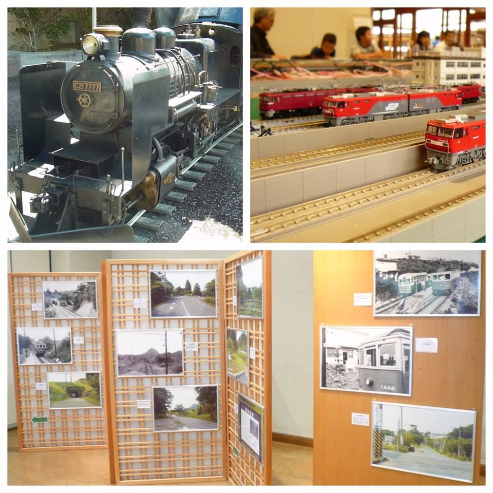 電車のイベントを今年も開催!