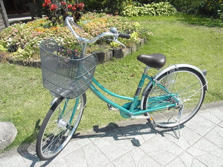 「レンタサイクル」は、冬期のお休みに入ります。